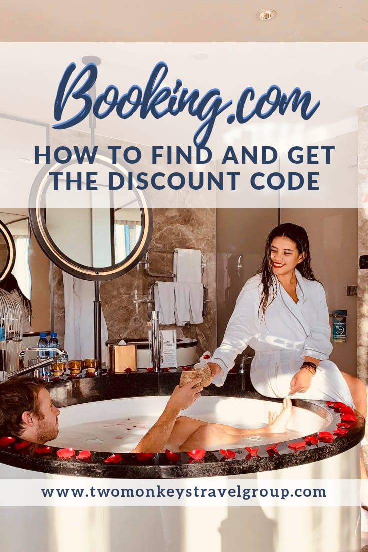 How To Find and Get the Booking.com Discount Code [Secret to Finding Hotel Deals]