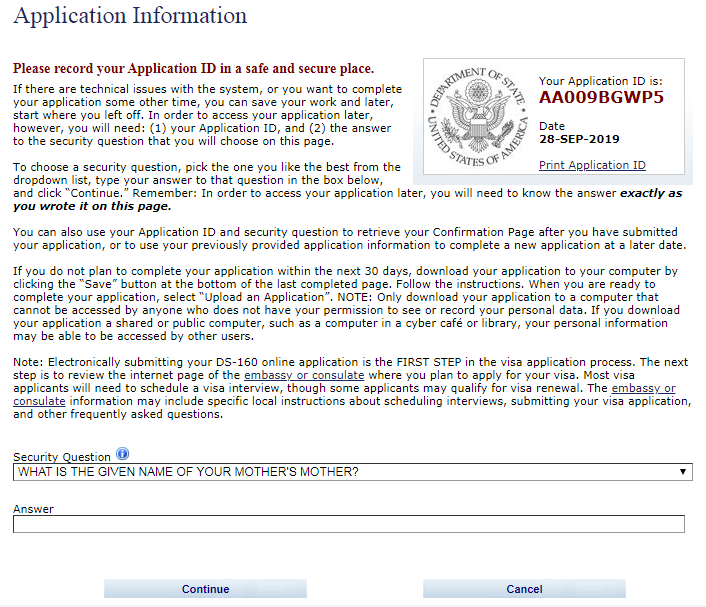 How to Apply for USA Visa and How to Fill up the Online DS 160 Form
