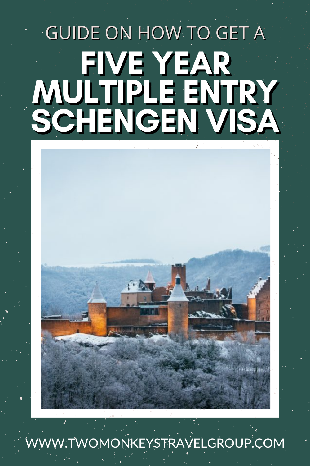 How to Get a Five Year Multiple Entry Schengen Visa for Filipino Citizens