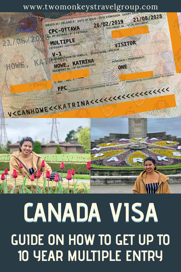 How to Get up to 10 Year Multiple Entry Canada Visa for Filipinos