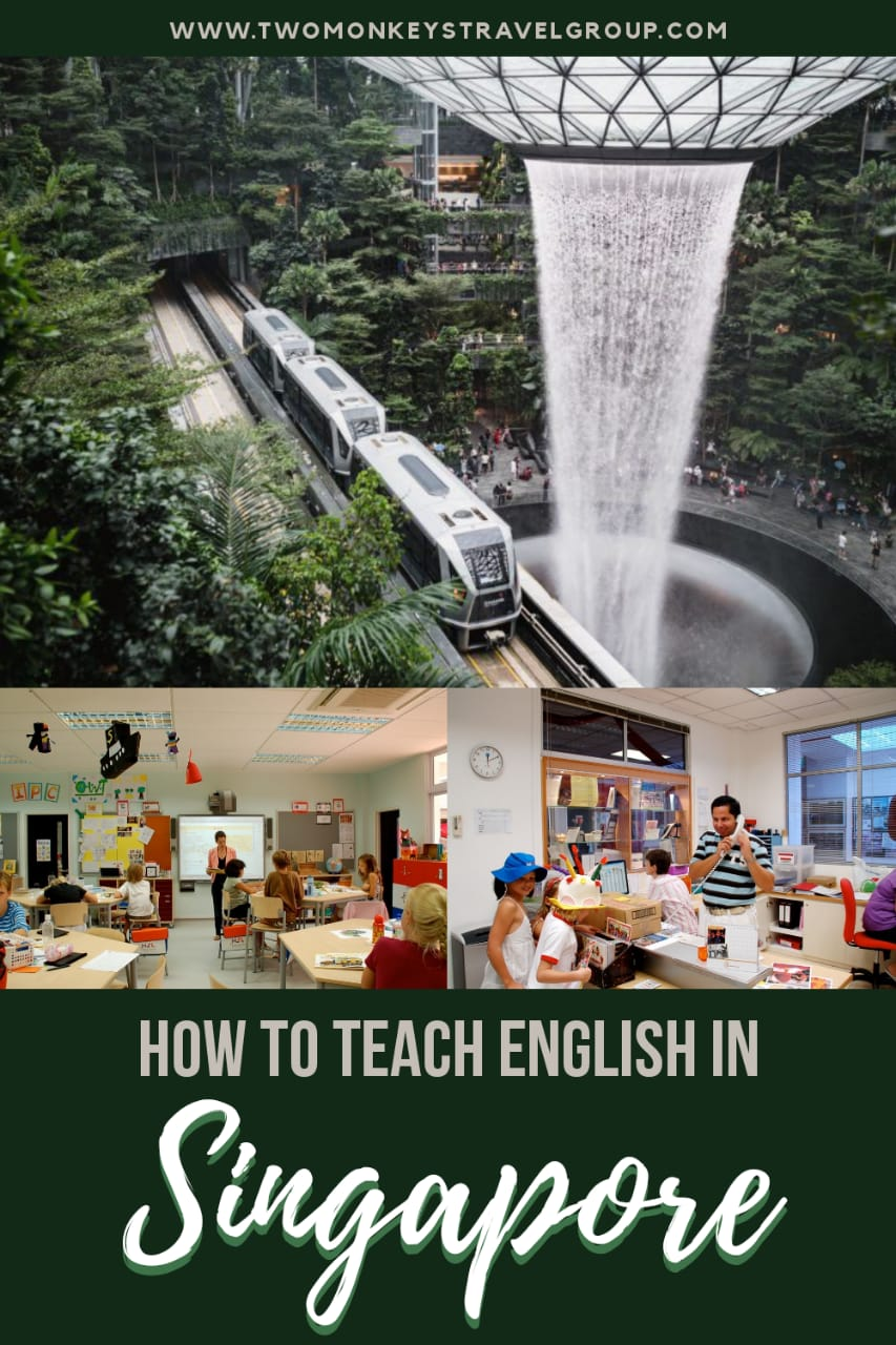 How to Teach English in Singapore – TEFL Teaching Job in Singapore