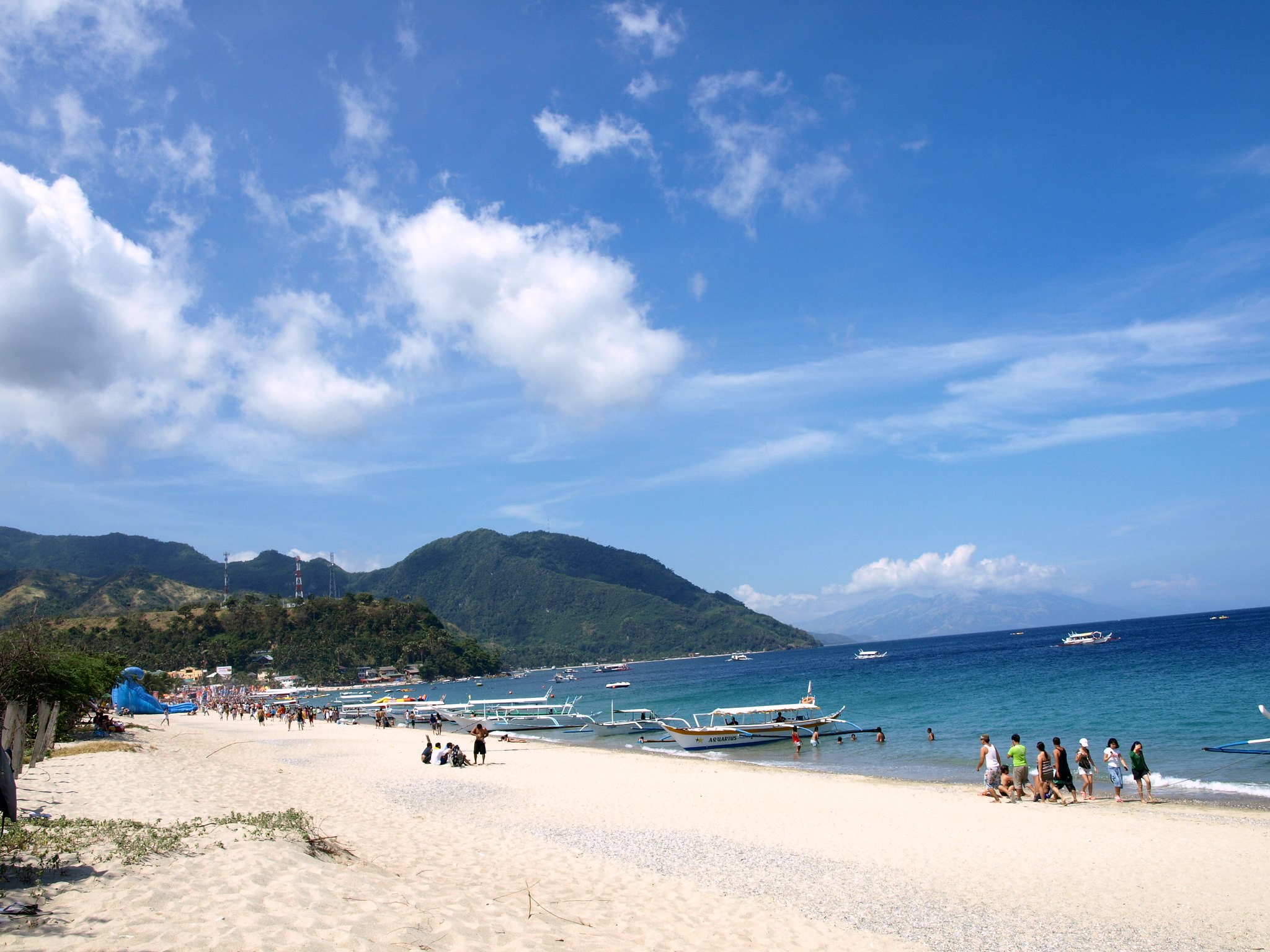 How to Travel from Manila to Puerto Galera