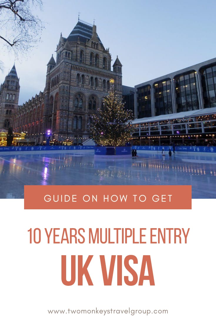 How to get a 10 Year Multiple Entry UK Visa for Filipinos