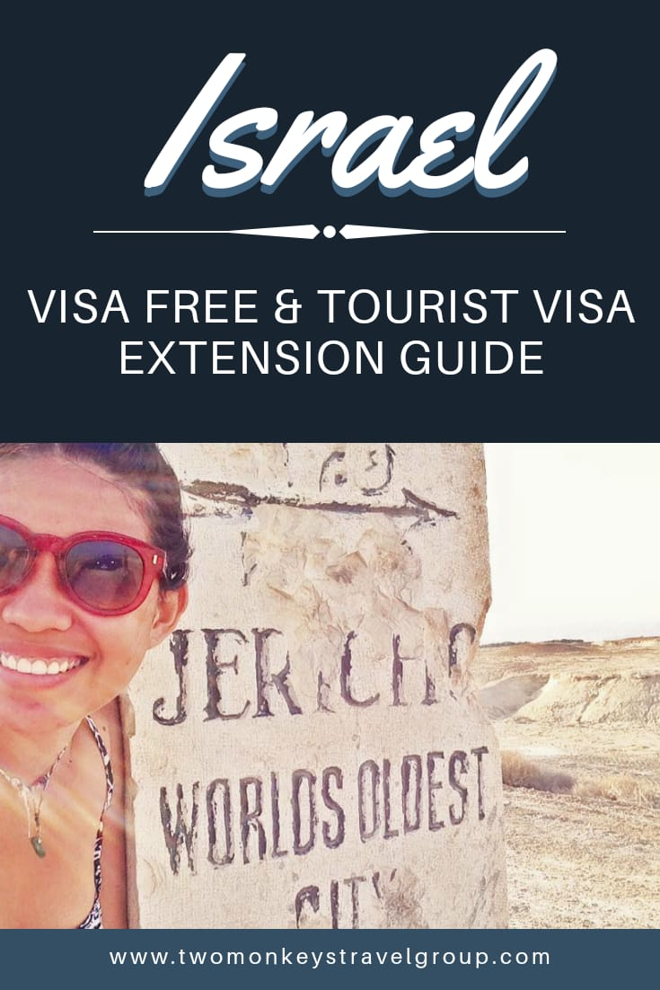 Is Israel Visa Free for Filipinos Requirements and Guide to Visa Extension in Israel1