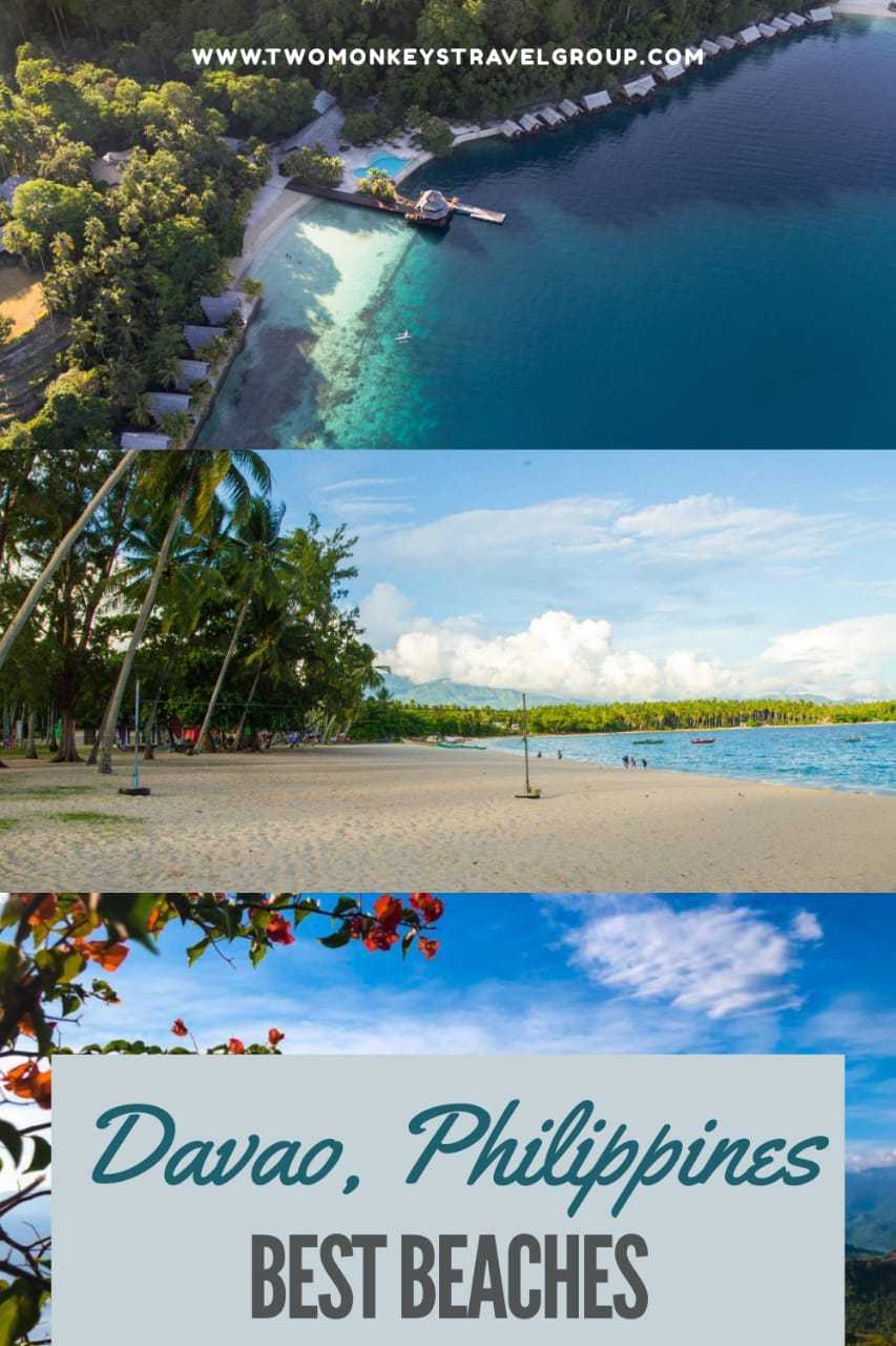 List of The Best Beaches in Davao, Philippines