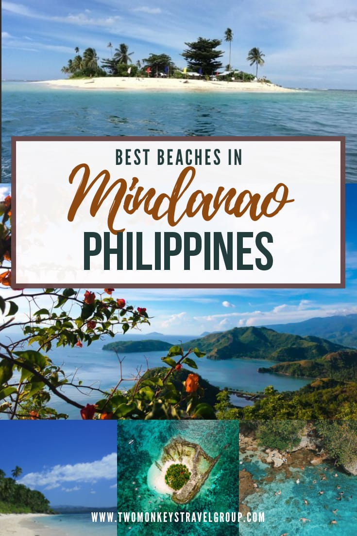 List of The Best Beaches in Mindanao, Philippines