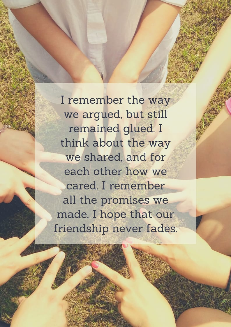 List of the Best and Sweetest 49 Friendship Quotes