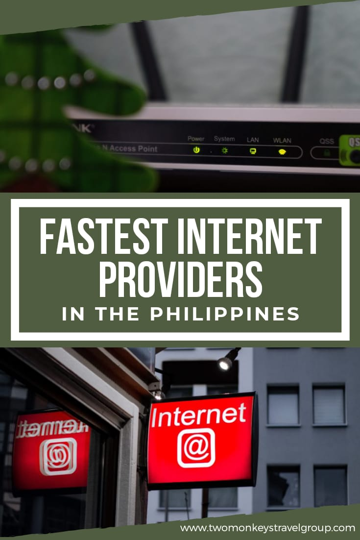List of the Fastest Internet Providers in the Philippines For Your Home and Office
