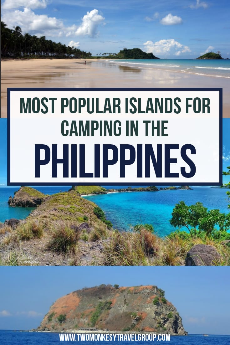 List of the Most Popular Islands for Camping in the Philippines