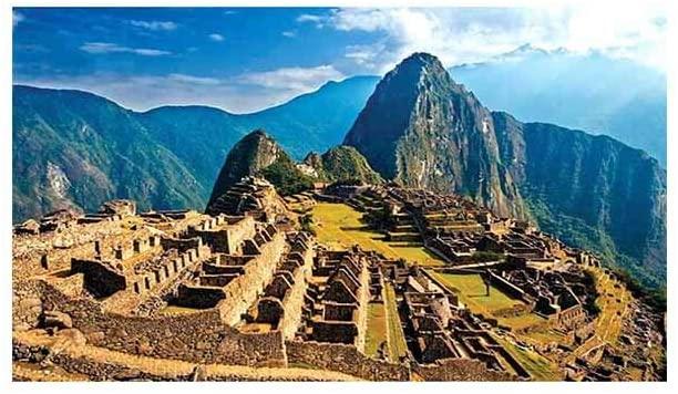 Machu Picchu travel jigsaw puzzle
