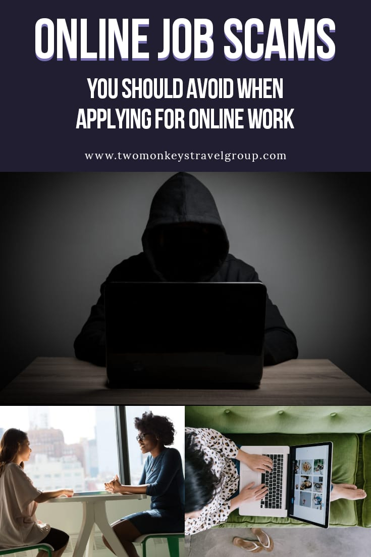 Online Job Scams You Should Avoid When Applying for Online Work