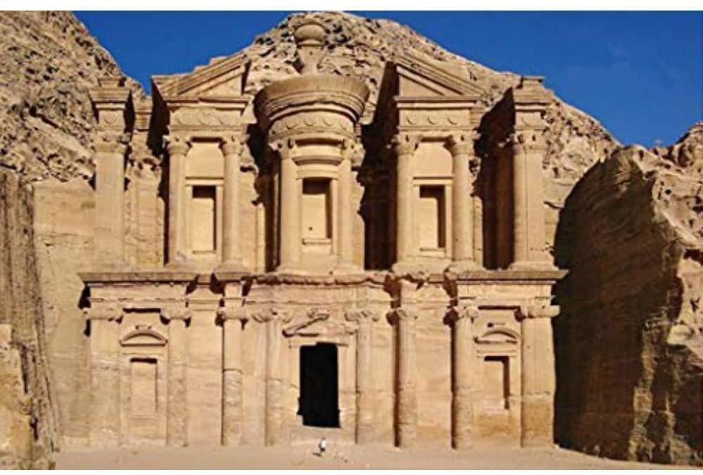 Petra jordan travel jigsaw puzzle