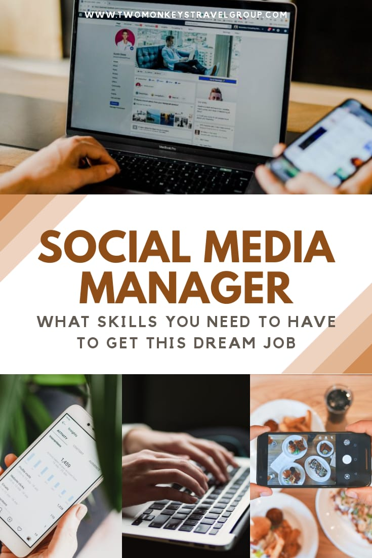 Social Media Manager Job What Skills You Need To Have To Get This Dream Job