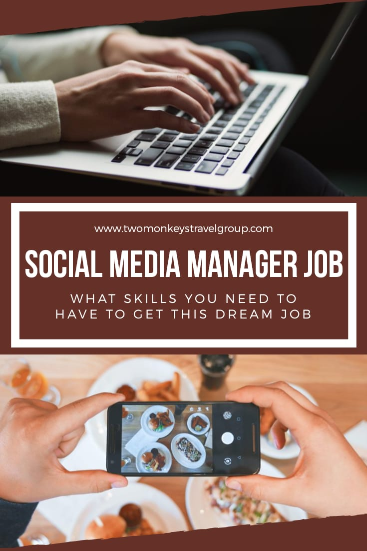 Social Media Manager Job - What Skills You Need To Have To Get This Dream Job