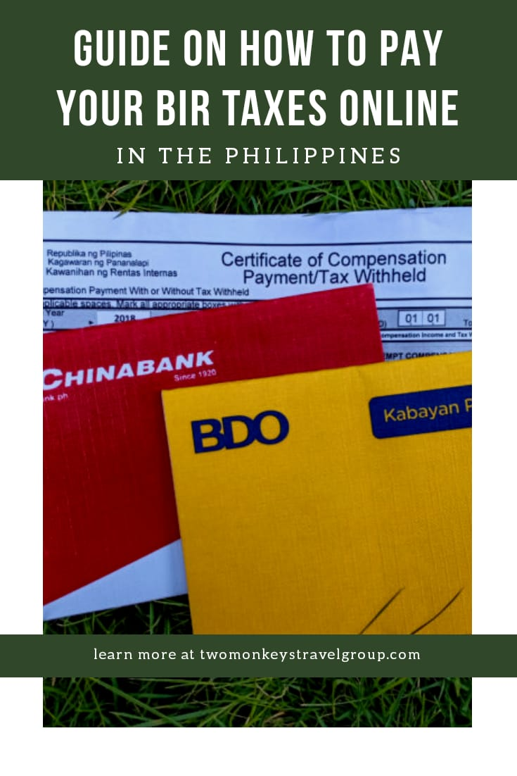 Step by Step Guide on How to Pay Your BIR Taxes Online in the Philippines