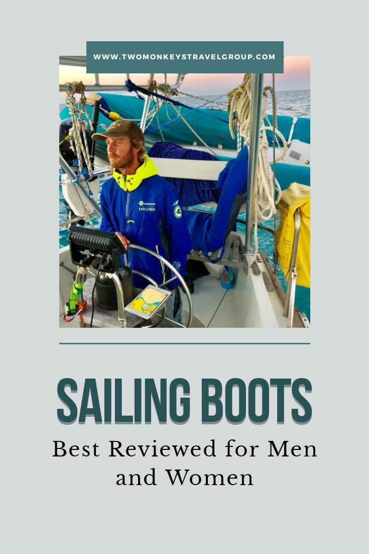 The 10 Best Reviewed Sailing Boots for Men and Women