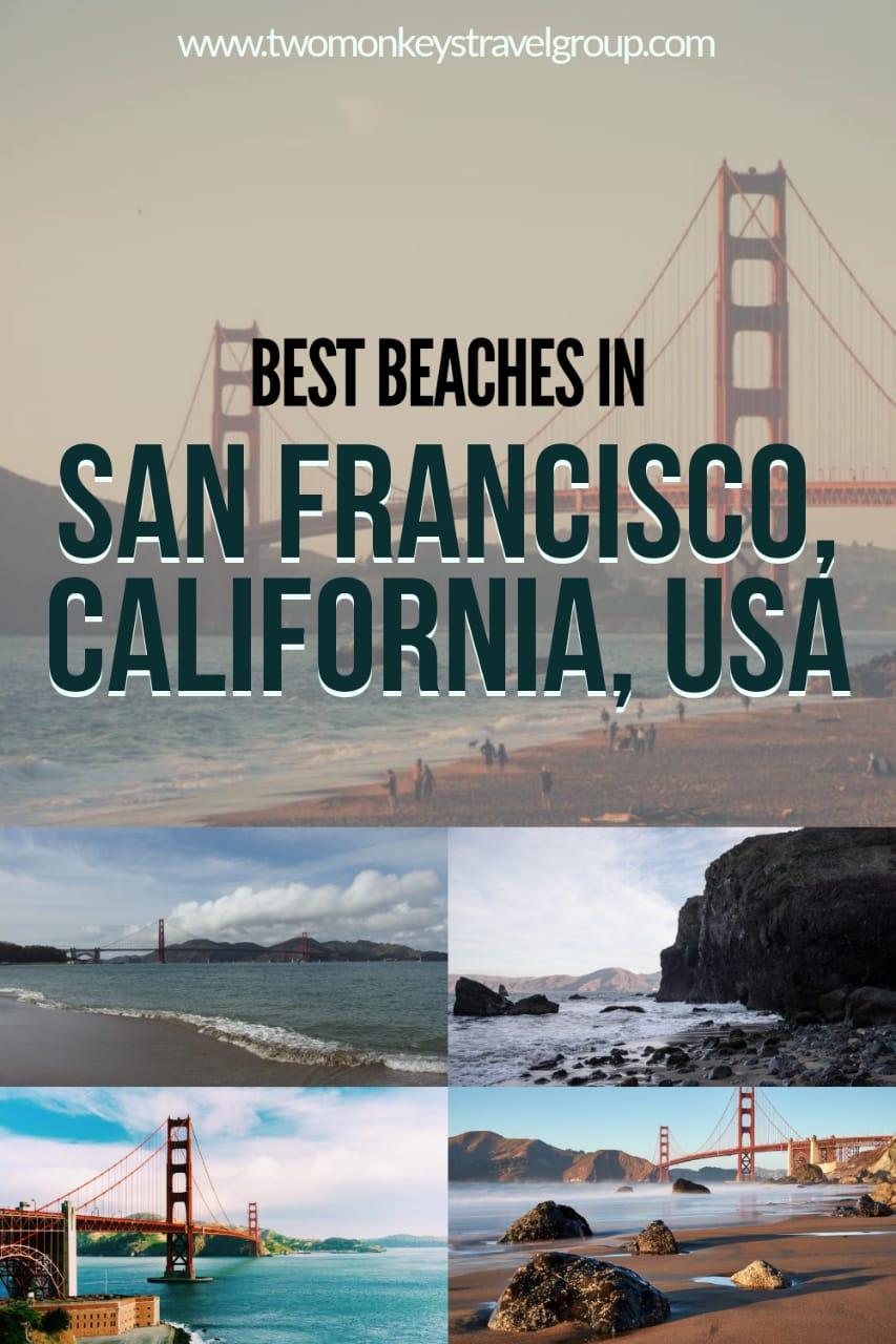 The Best Beaches in San Francisco, California, USA
