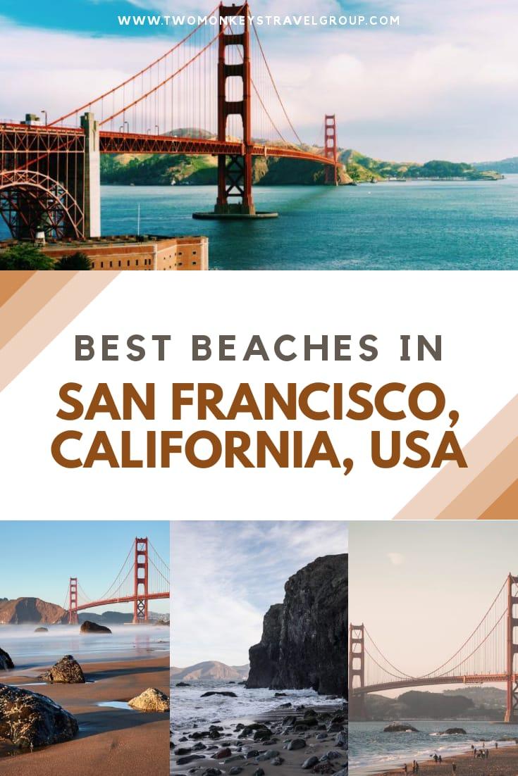 The Best Beaches in San Francisco, California, USA1