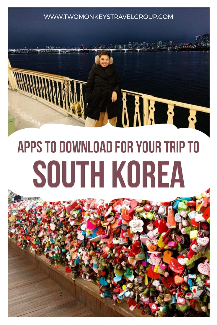 Top 10 Phone Apps For Your South Korea Trip [Free Apps to Download for South Korea Visit]