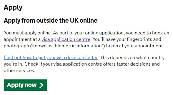 UK Visit Visa Application Guide for Philippine Passport Holders 01