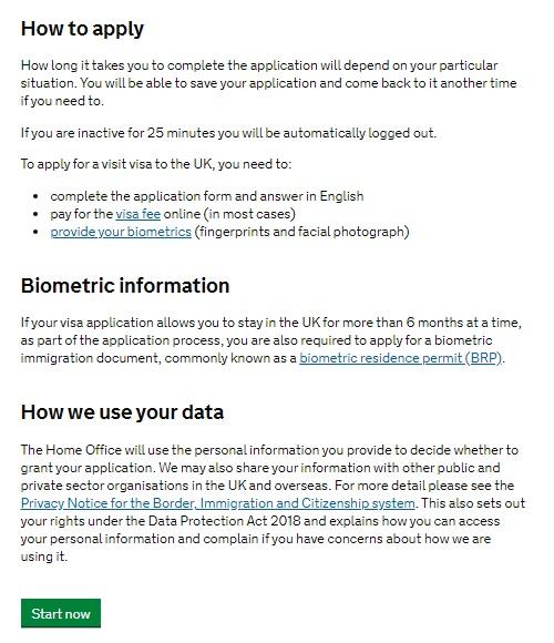 UK Visit Visa Application Guide for Philippine Passport Holders 04