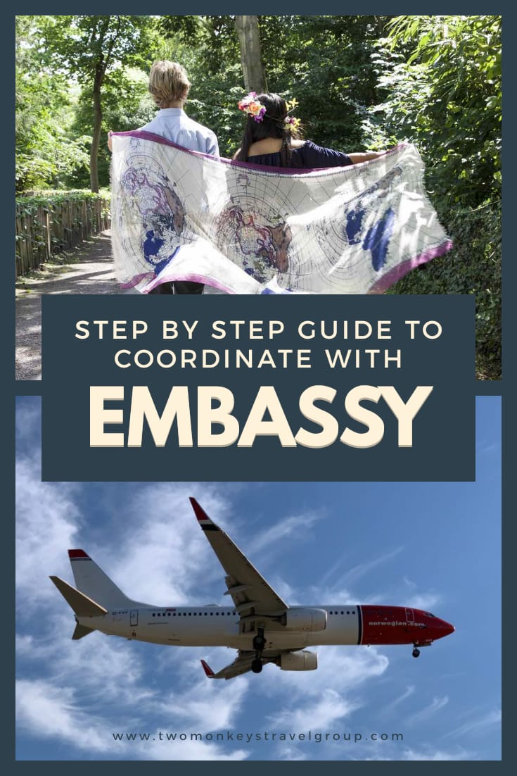 What Are Rescue Flights Step by Step Guide to Coordinate with Embassy