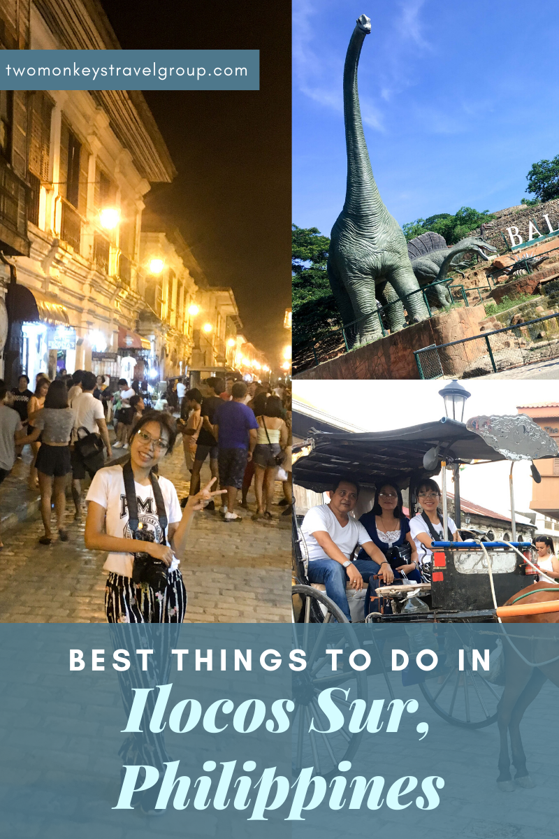 10 Best Things To Do In Ilocos Sur, Philippines [With Sample 3 Day Itinerary]