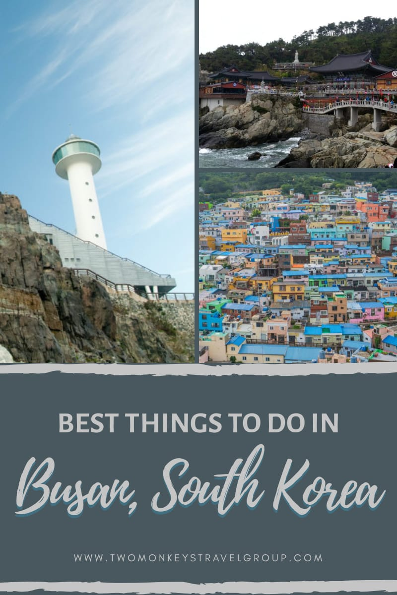 10 Best Things To Do in Busan, South Korea [with Suggested Tours]