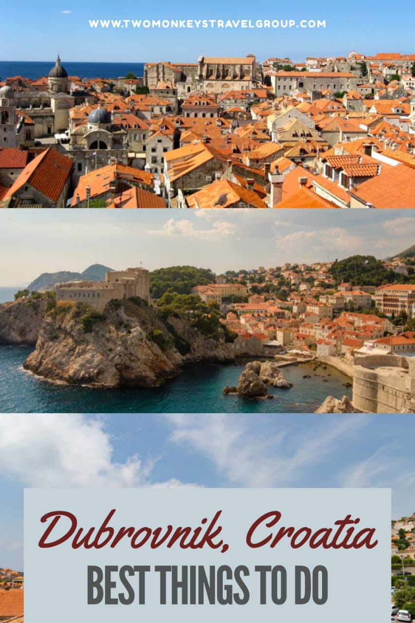 10 Best Things To Do in Dubrovnik, Croatia [With Suggested Day Tours]