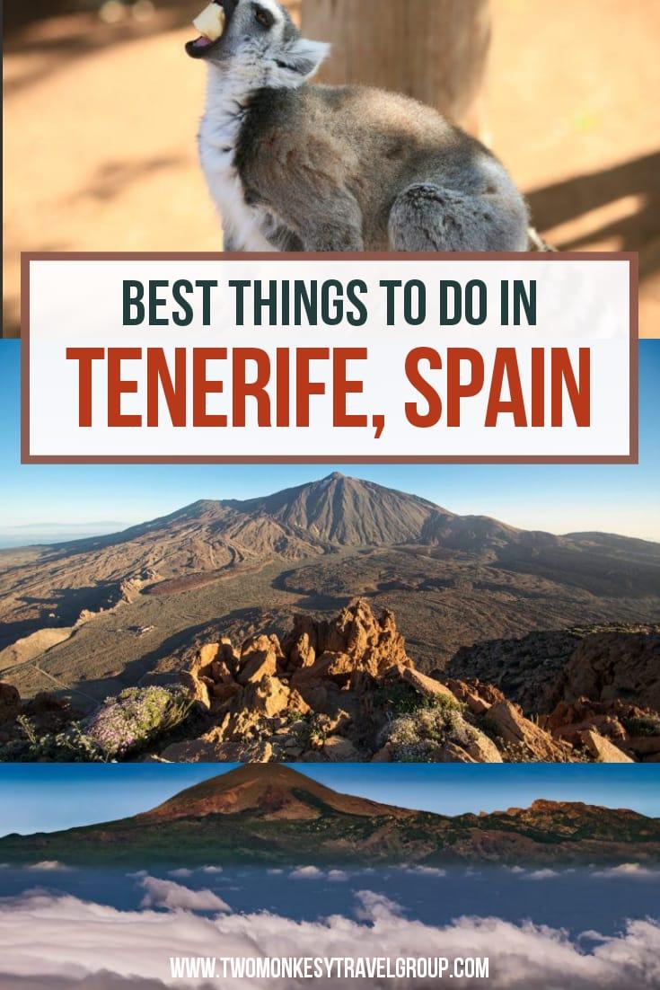 15 Best Things To Do in Tenerife, Spain