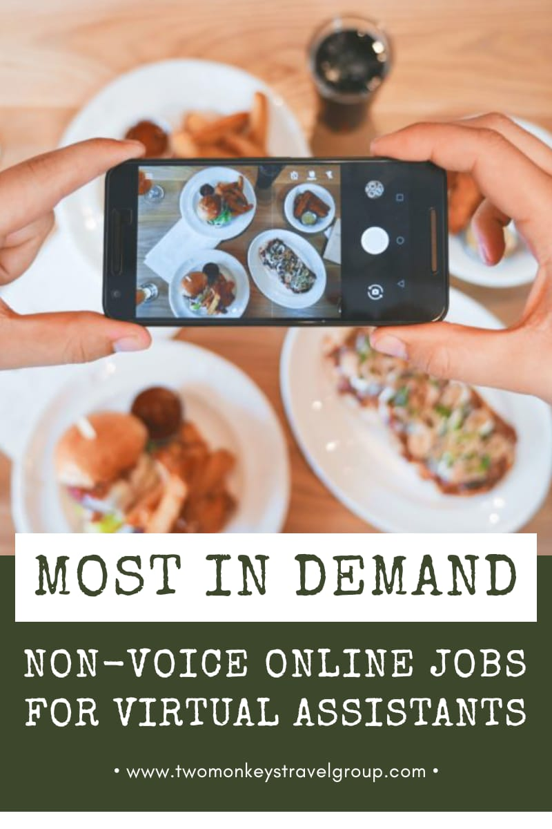 15 Most in Demand Non Voice Online Jobs for Virtual Assistants