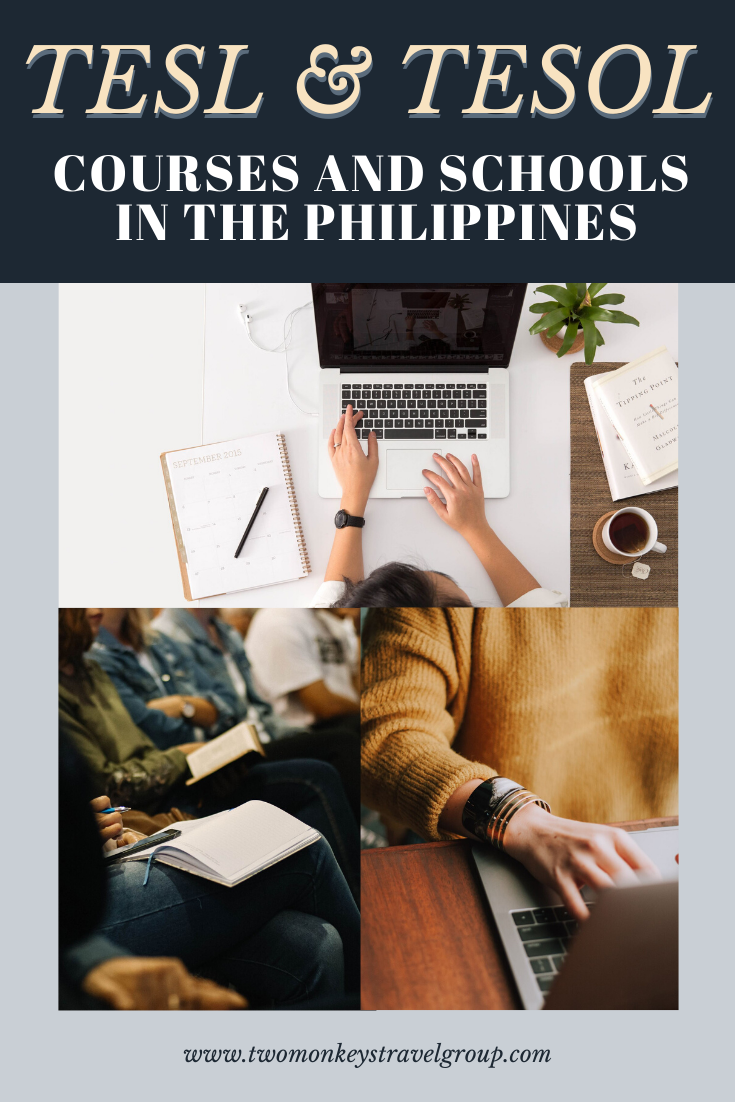 Accredited TESL and TESOL Courses and Schools in the Philippines