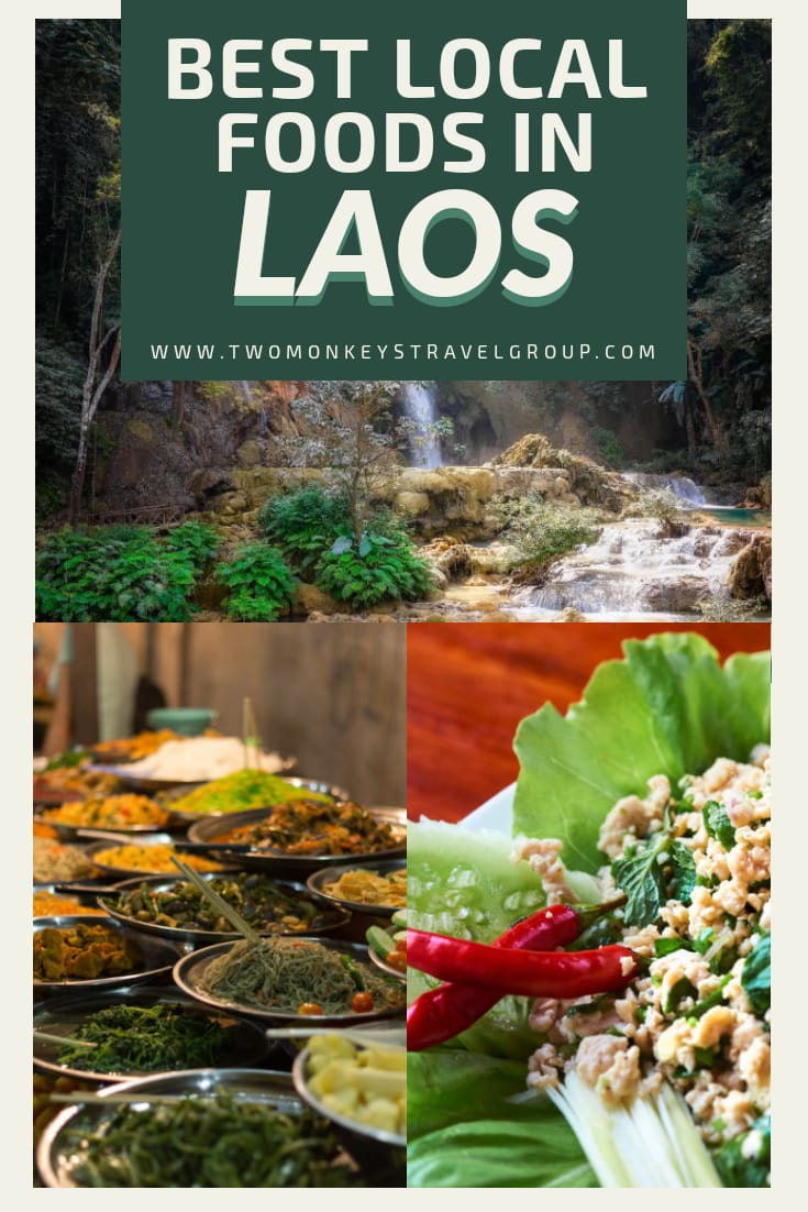 Best Local Food in Laos 10 Best Traditional Dishes in Laos You Should Try