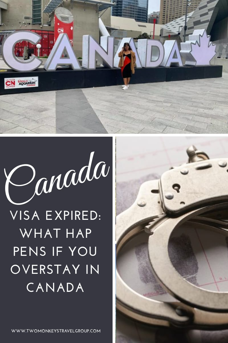 Canada Visa Expired What Happens If You Overstay in Canada