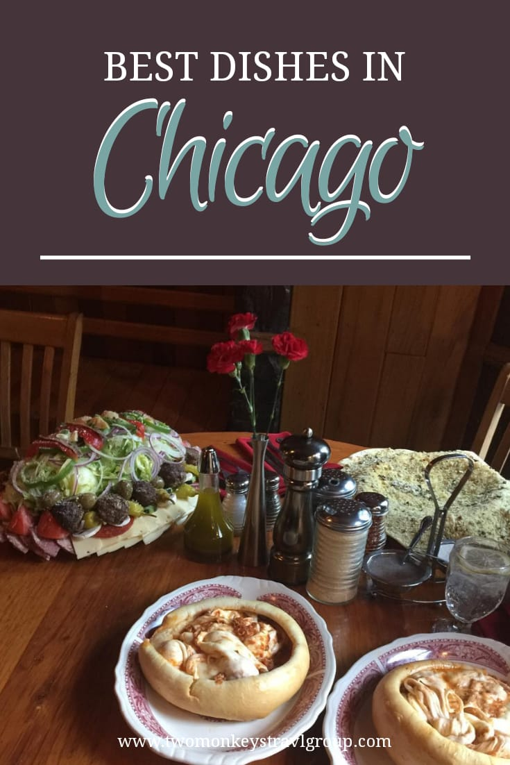 Chicago Food - 10 of the Most Popular Chicago Dishes That You Must Try