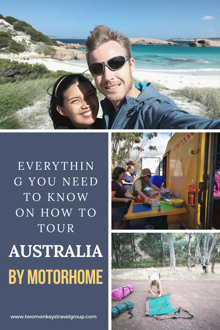 Everything You Need To Know On How To Tour Australia By Motorhome