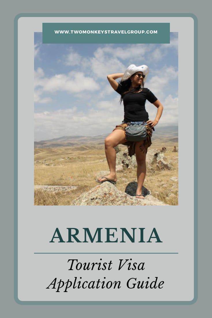 How To Get a Tourist Visa to Armenia for Filipinos [Visa on Arrival and Armenia EVisa]