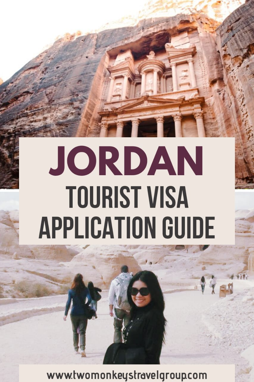 How to Apply for a Jordan Tourist Visa with Your Philippine Passport