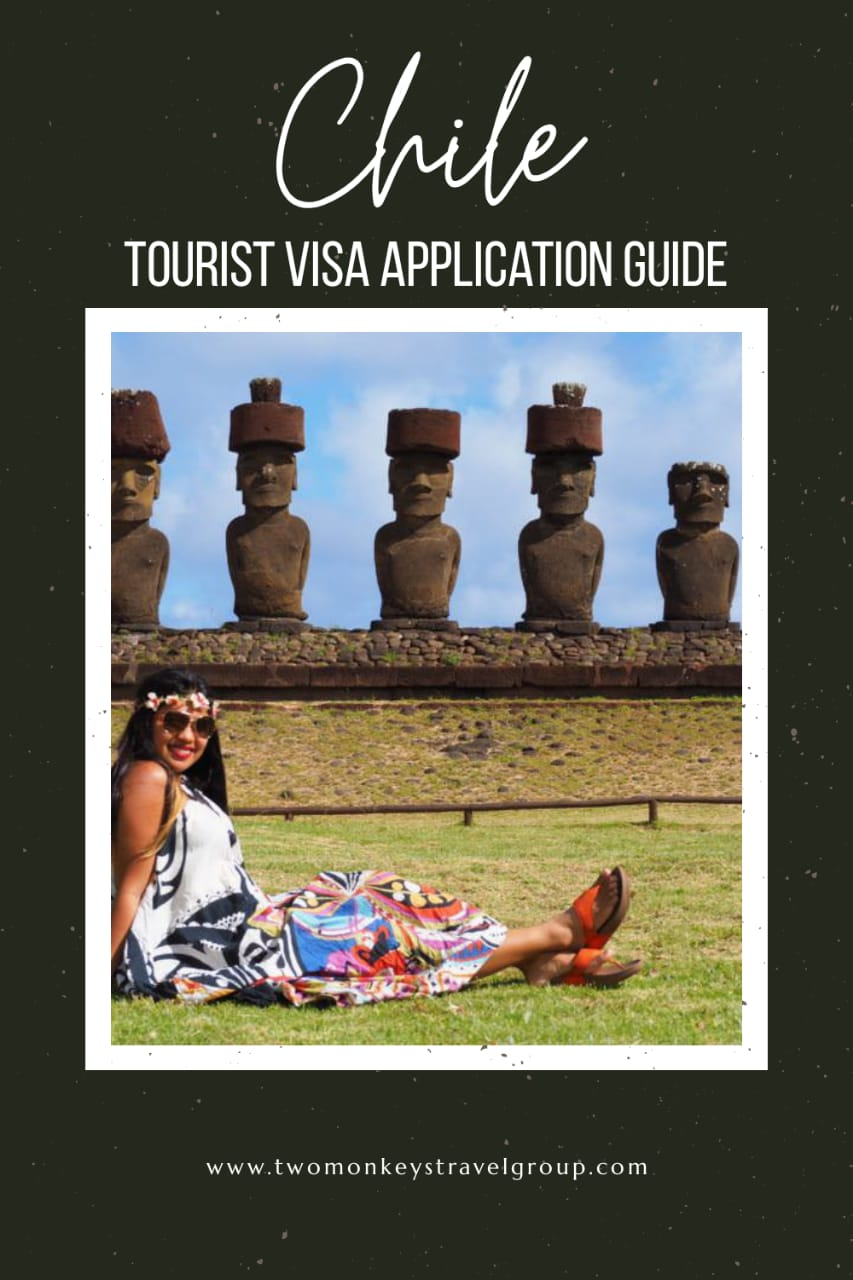 How to Get a Chile Tourist Visa for Filipinos with Philippines Passport My Chilean Visa Application Experience!