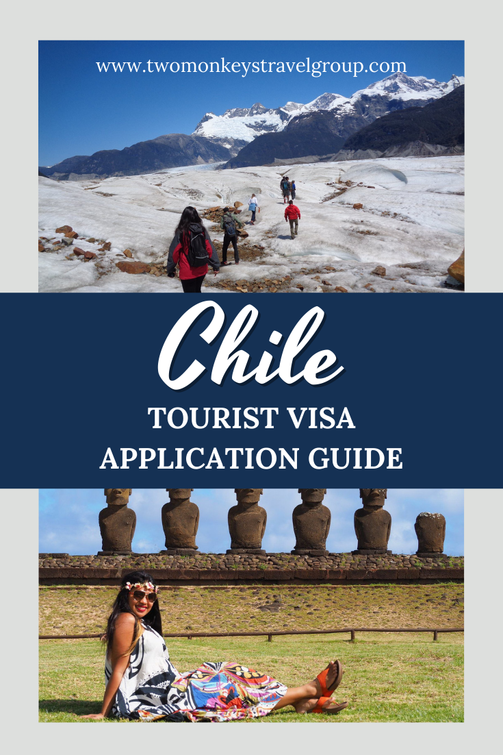 How to Get a Chile Tourist Visa for Filipinos with Philippines Passport - My Chilean Visa Application Experience!