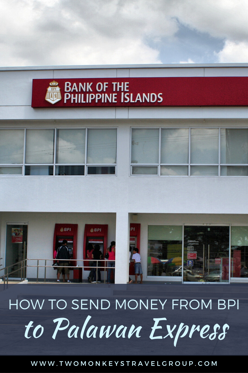 How to Send Money from BPI to Palawan Express (BPI Online Banking to Cash)