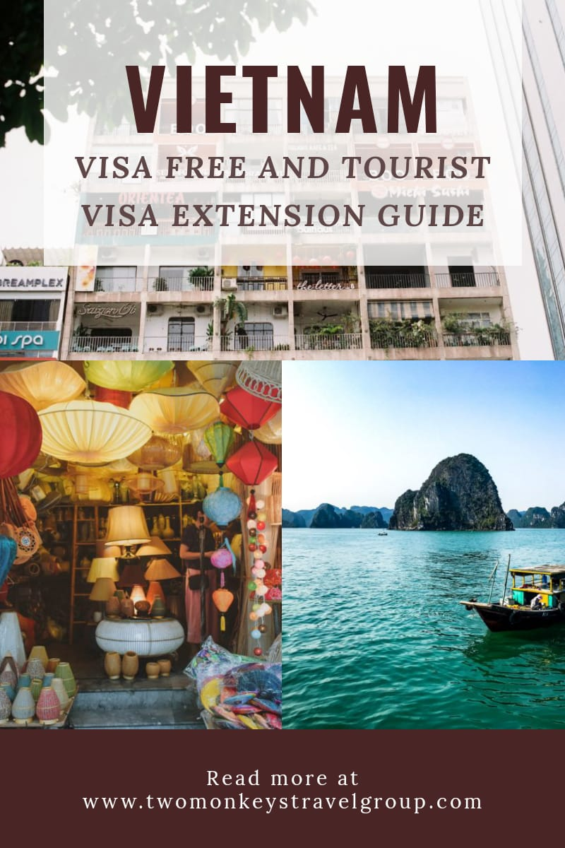 Is Vietnam Visa Free For Filipinos Requirements and Guide to Tourist Visa Extension in Vietnam1