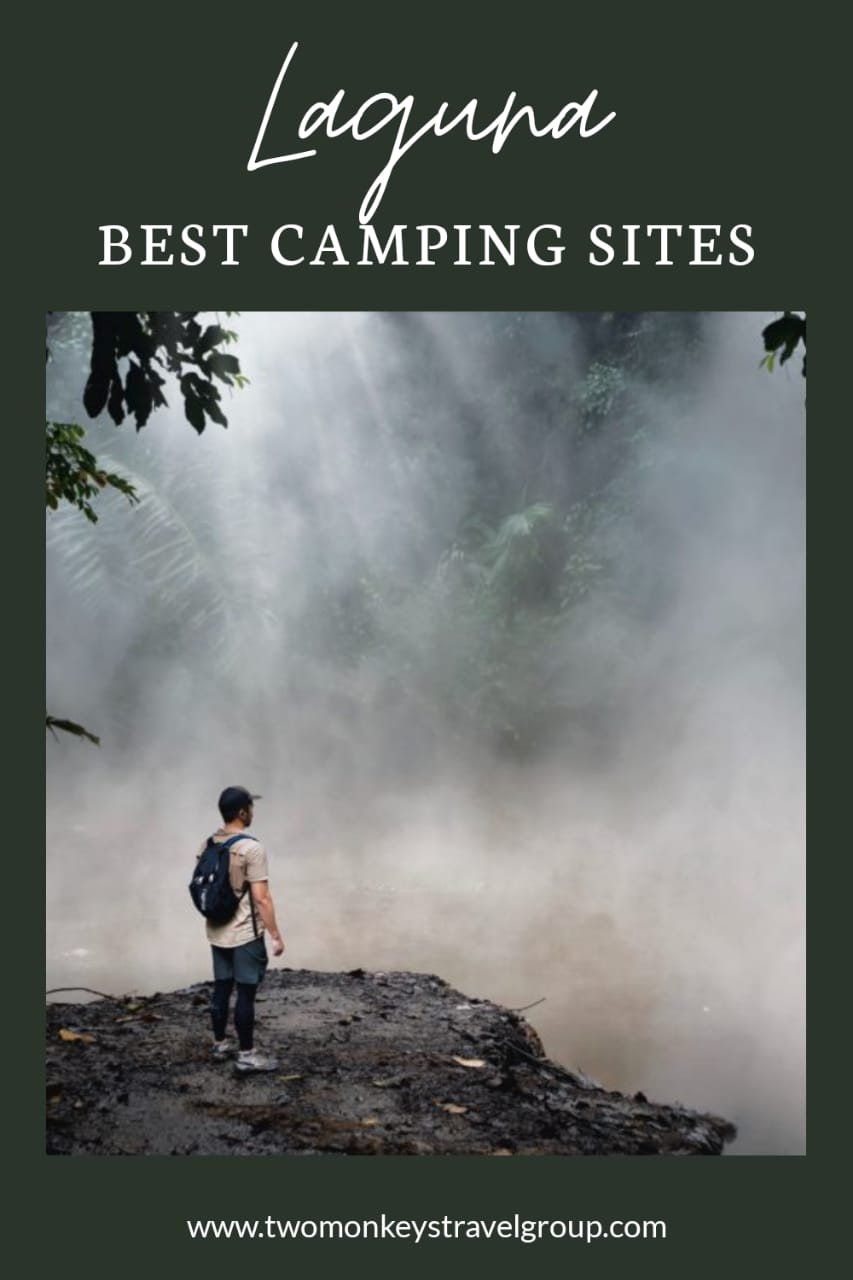 LAGUNA Camping - Best Camping Sites in Laguna [with Rates Available]