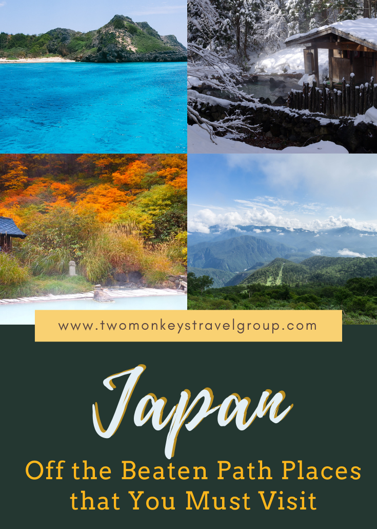Off the Beaten Path Places in Japan that You Must Visit1