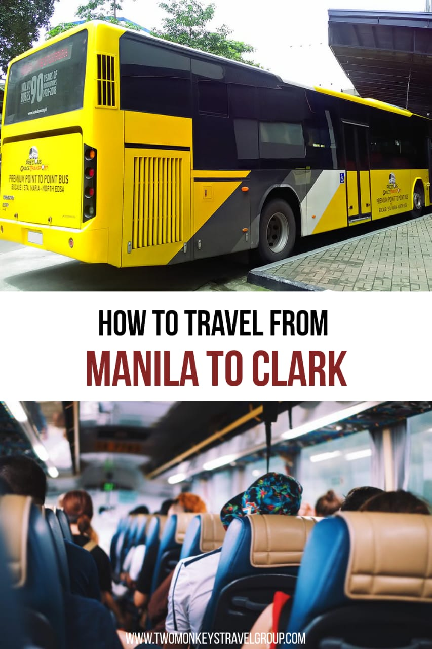 P2P Bus from Manila to Clark – How to Travel From NAIA to Clark Airport