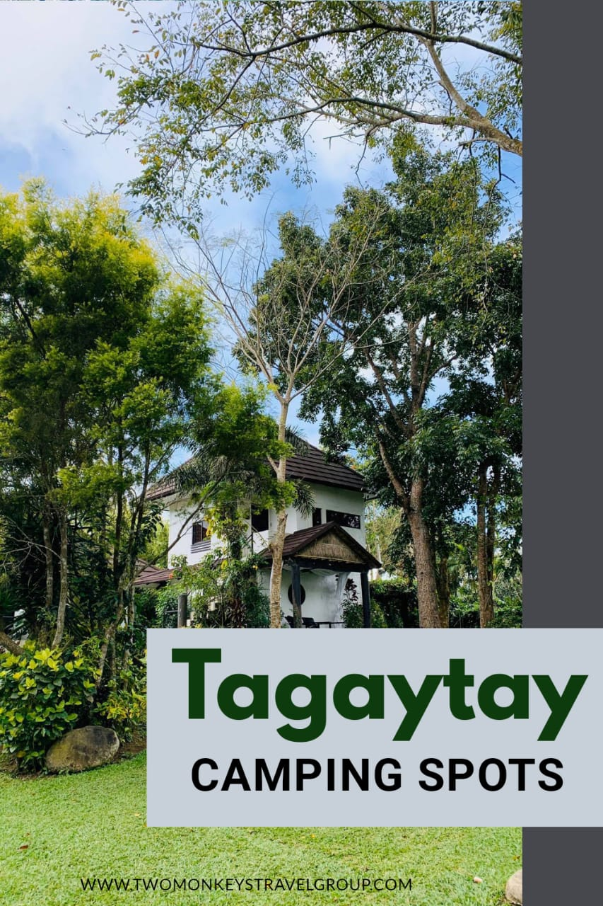 TAGAYTAY Camping Spots Best Camping Sites in Tagaytay [with Rates Available]