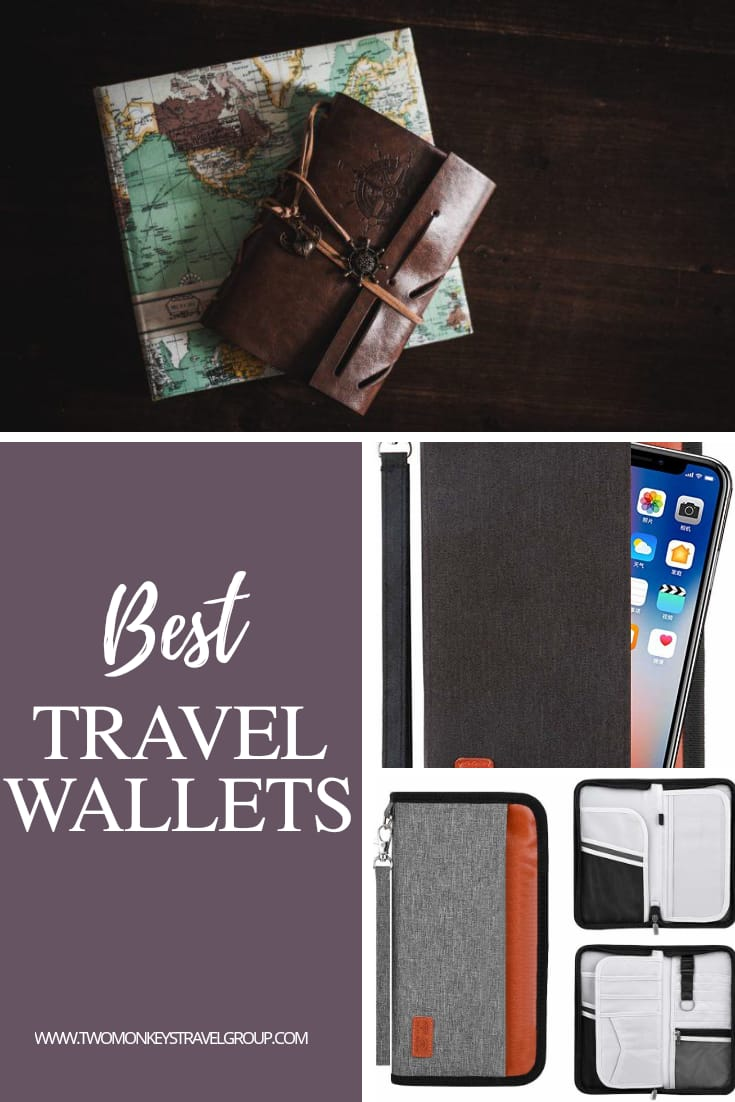 The 8 Best Travel Wallets [With Tips on How To Choose The Good Quality]