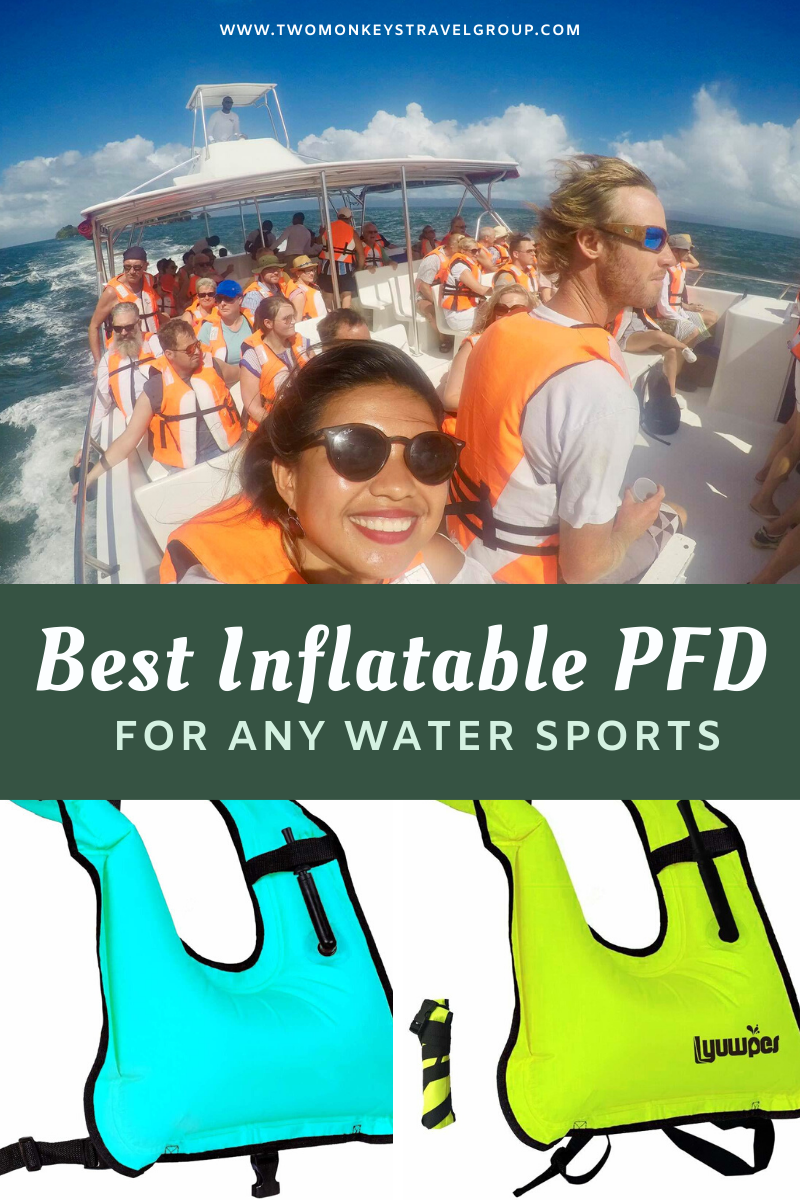 Top 7 Best Inflatable PFD for Any Water Sports