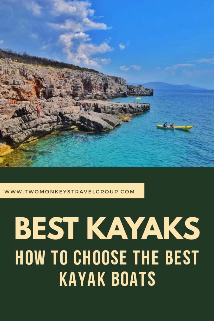 Top 9 Best Kayaks – How to Choose the Best Kayak Boats