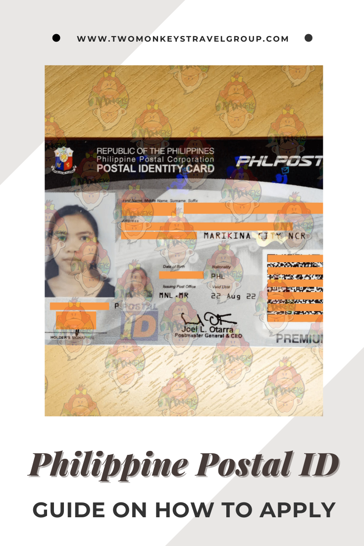 Valid Philippines ID Guide How to Apply for a Philippine Postal ID